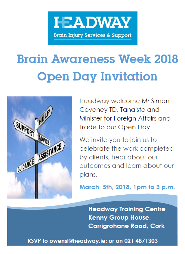 Carrigrohane Open Day poster